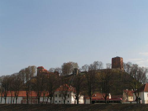 Gediminas Castle – intressant historia och svindlande utsikt