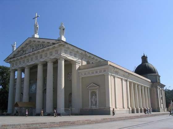 Katedraler i Vilnius – 22 stycken